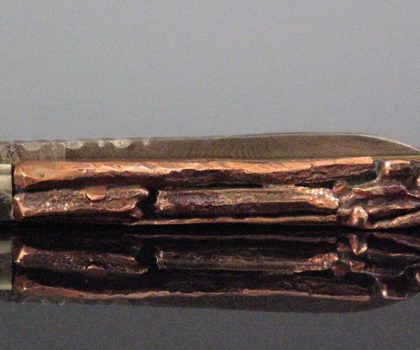 Copper Doctors Knife